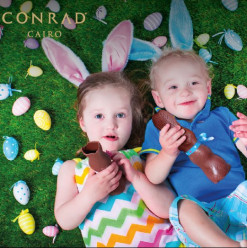 Luxury Easter Escape at Conrad Cairo