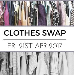 Clothes Swap at Swiss Club Cairo