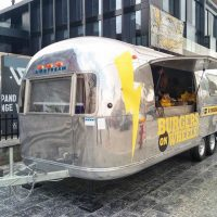 Shocks Burgers: Flashy Food Truck Spreading Burgers, Sandwiches & Other Treats Across Cairo