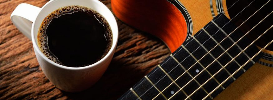 Station Lounge: Coffee with a Side of Live Music at Cafe in New Cairo