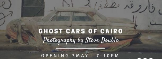 'Ghost Cars of Cairo' Exhibition at Arcade Gallery
