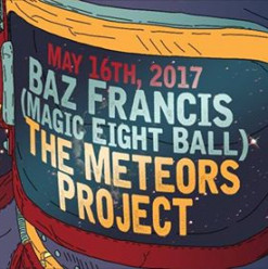 Baz Francis & The Meteors Project at Cairo Jazz Club