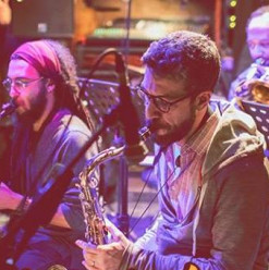 The Big Band Society & Cocoon at Cairo Jazz Club