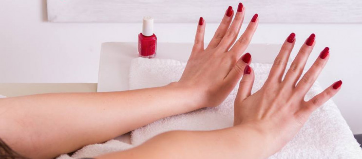 The Nail Spa: Possibly the Best Acrylic Manicure in Town