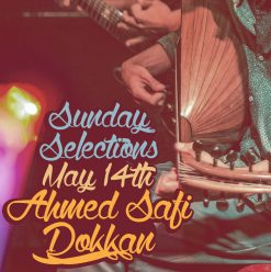 Ahmed Safi and Dokkan at Cairo Jazz Club
