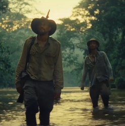The Lost City of Z: A Large-Scale Production that is Larger than Life
