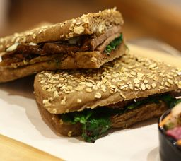 Bistro No. 10: Simple Sandwiches with Funky Flavours in Maadi