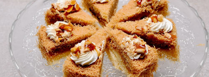 Five Desserts You Have to Try Before the End of Ramadan