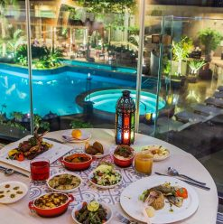 Five Very Tasty Reasons to Visit Four Seasons Nile Plaza Before the End of Ramadan