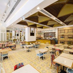 Beit El Ezz: A Warm & Colourful Slice of Lebanon at Mall of Egypt