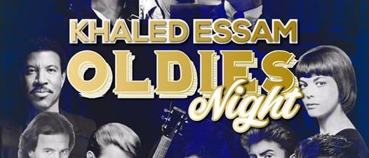 Oldies Night with Khaled Essam at Riverside