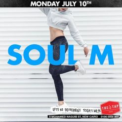 Soul M at The Tap East
