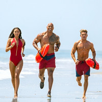 Baywatch: Parody? Homage? No One's Quite Sure