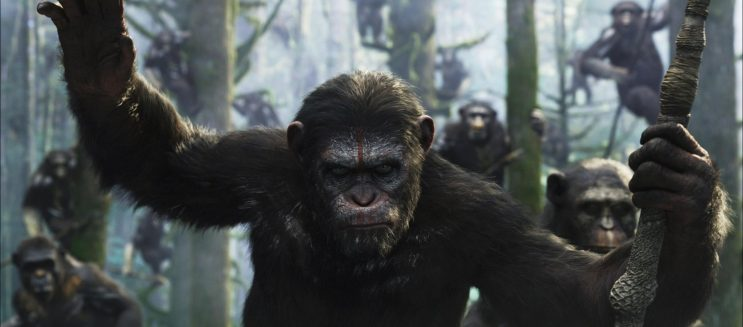 War for the Planet of the Apes: Rebooted Prequel-Trilogy Comes to a Thrilling End