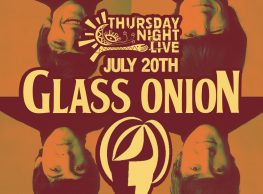 Glass Onion at Cairo Jazz Club