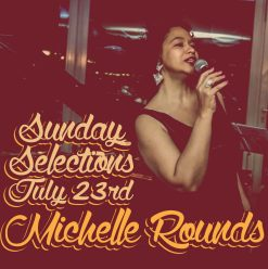 Michelle Rounds at Cairo Jazz Club