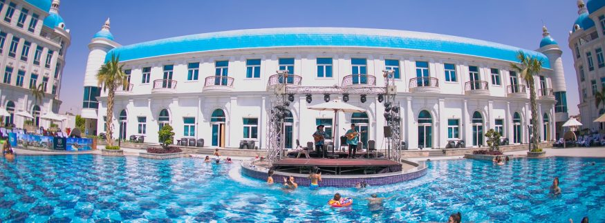 Hot Summer Offers on Dining, Day Use and More at Royal Maxim Palace Kempinski