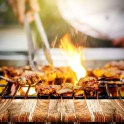 Kempinski Nile Hotel: Friday Brunch? BBQ Nights? Don't Mind if We Do…