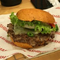Smashburger: Not Terrible, Not Great, But Almost a Bit of Both