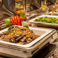 Branzino: Bountiful but Bumpy Buffet at Dusit Thani Lakeview Cairo