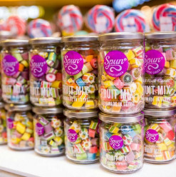 Spun: A Dandy Kind of Candy at Citystars