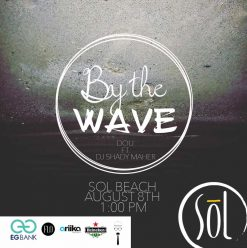 By the Wave at Sol Beach