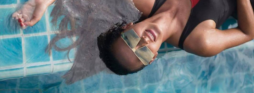 Nile Eyewear: Hip Local Eyewear Brand at Hacienda Bay's Lakeyard