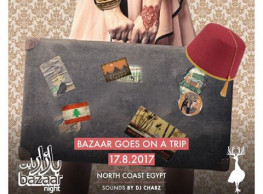 Bazaar Night ft. DJ Chabz at 6IX Degrees
