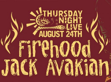 Firehood & Jack Avakian at Cairo Jazz Cub