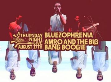 Bluezophrenia & Amro and the Big Bang Boogie at Cairo Jazz Club