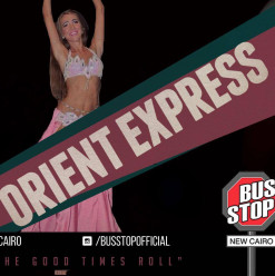 Orient Express at Bus Stop