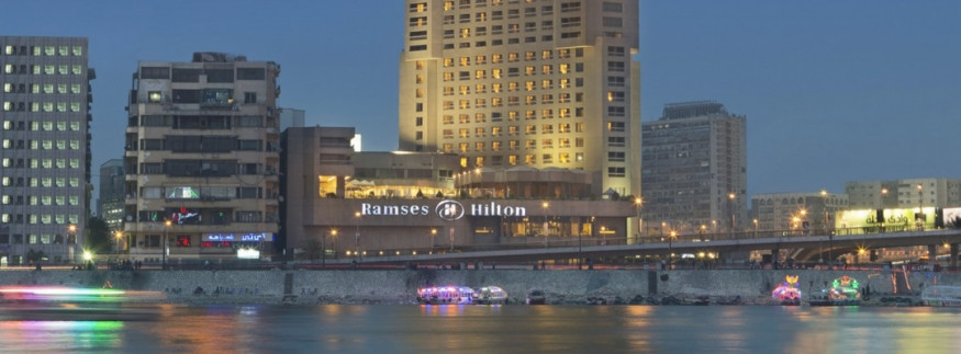 Stuck in Cairo This Eid? Look No Further Than Ramses Hilton's Special Rates, BBQ Feasts & Sizzling Entertainment