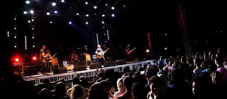 Cairo Weekend Guide: Amr Diab, Cairokee, the Citadel Music Festival & More!
