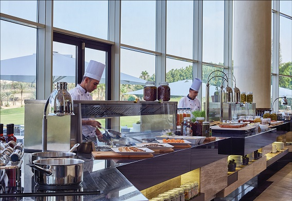 Image result for jw marriott cairo buffet