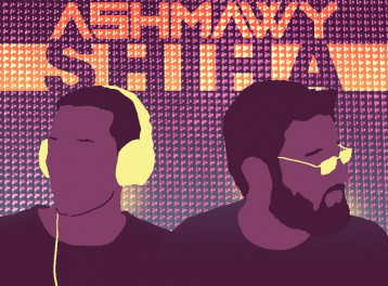 Ashmawy & SHIHA at Cairo Jazz Club
