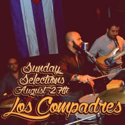 Los Compadres & Free Salsa Lesson at Cairo Jazz Club