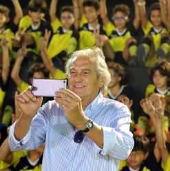 Wadi Degla Soccer Schools Appoints Manuel Jose as Technical Advisor