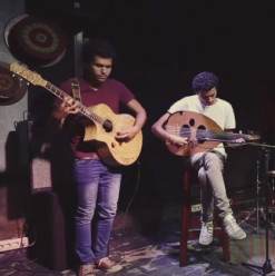 Watch: Dokkan Offer a Little Taste of This Weekend's Cairo Jazz Club Gig