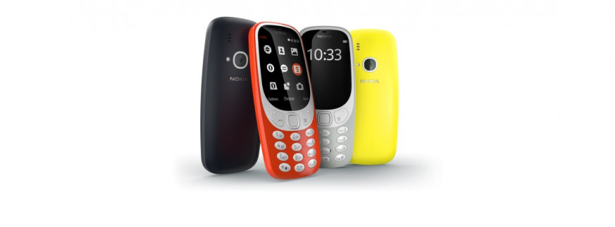 Legends Never Die: The Iconic Nokia 3310 is Back