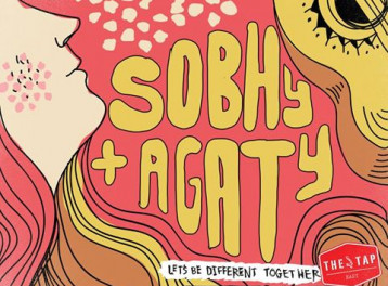 Sobhy & Agaty at The Tap East