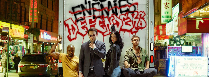 The Defenders: Netflix's Answer to 'The Avengers' Satisfies Without Surprising