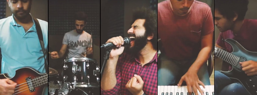 Watch: Egypt's Top Underground Musicians are Coming Together at CJC for Jim Morrison Tribute Night