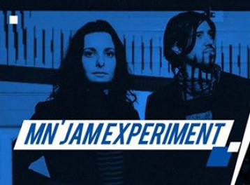 Mn'jam Experiment at ROOM Art Space