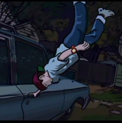 'Waking Life' Screening at Magnolia