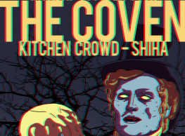 The Coven ft. Kitchen Crowd & SHIHA at Cairo Jazz Club