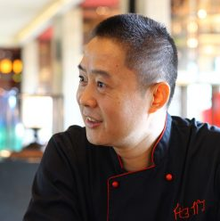 Under the Chef's Hat: Chen Xianglang from Four Seasons Nile Plaza's '8'