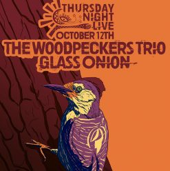The Woodpeckers Trio & Glass Onion at Cairo Jazz Club