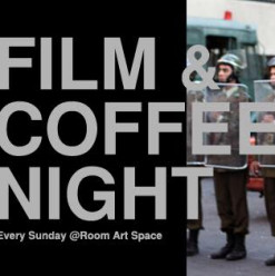 Film & Coffee Night: 'No' Screening at ROOM Art Space