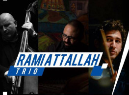 Rami Attallah Trio at ROOM Art Space