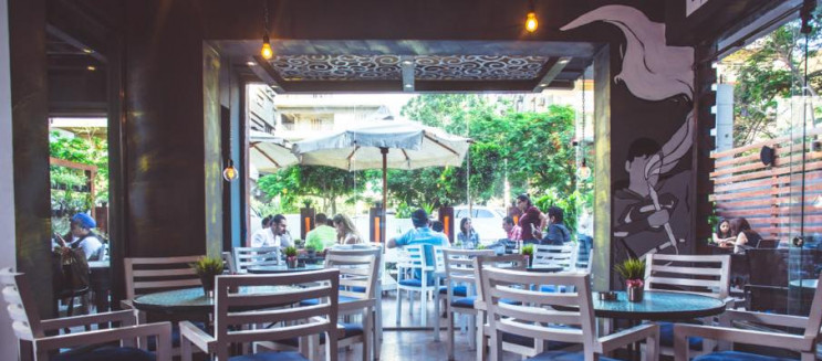 Perk 'N' Puff: 'Where Friends Meet' and Good Food They Do Eat